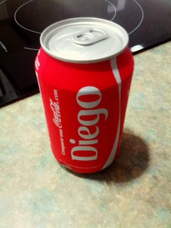 No me convence que esta lata lleve mi nombre